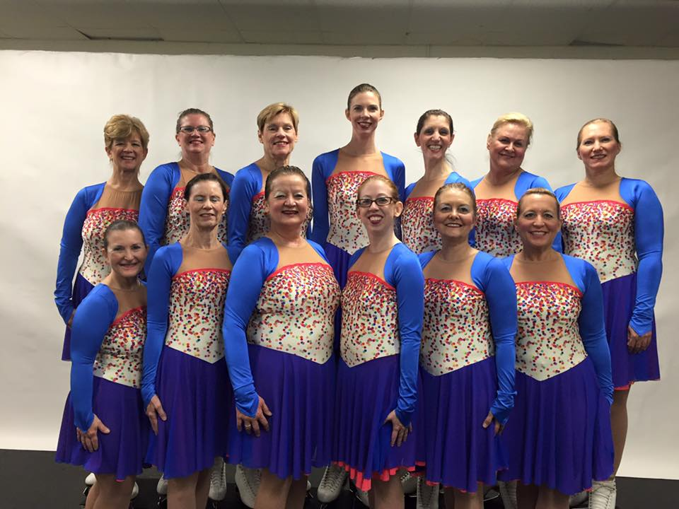 Radiance on Ice 2015-16