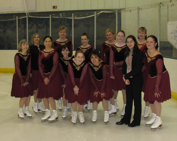 Radiance on Ice 2005-06